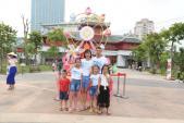 Du khách đến Sun World Halong Complex có cơ hội nhận iPhone 7 Plus đỏ