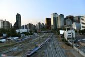 Hệ thống đường sắt đô thị nhộn nhịp ở Hàn Quốc