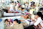 Dịch sốt xuất huyết và viêm não bùng phát trên cả nước, hàng trăm ca bệnh nguy kịch