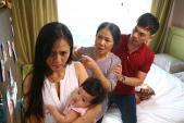 """""""Sống chung với mẹ chồng"""": Sau Vân (Bảo Thanh), cái kết nào sẽ gỡ rối cho Trang (Thu Quỳnh)?"""