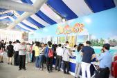 300 gian hàng tham gia Hội chợ Du lịch quốc tế TP Hồ Chí Minh 2017