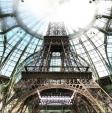 Chanel mang tinh thần Paris và tháp Eiffel vào show diễn Couture 2017