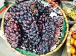 Điểm danh các loại nho Trung Quốc bán tràn lan ở Việt Nam