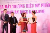 Phụ nữ Việt đón chào mỹ phẩm cao cấp từ Bungari