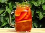 Cách làm trà đào thơm ngon hấp dẫn cho cả gia đình vào dịp hè
