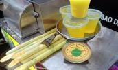 Kinh hoàng công thức tạo nước mía siêu rẻ