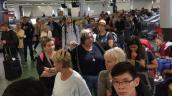 Hãng hàng không quên gần hết hành lý của du khách