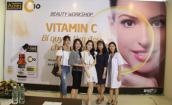 Bí quyết chăm sóc da sau mụn bằng vitamin C