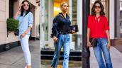 Cách phối đồ với quần jeans để bạn thêm phong cách