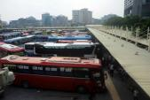 Quy hoạch bến xe tại Hà Nội: Cần có lộ trình và dự báo