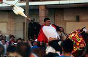 Lễ hội giật đứt cổ ngỗng ở Tây Ban Nha