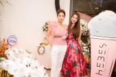 Hoa hậu Phạm Hương đã ứng xử như thế nào khi cửa hàng của cô bị tạt sơn đúng ngày khai trương?