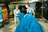 Váy công chúa của Minh Hằng lấy ý tưởng từ Lọ Lem Cinderella?