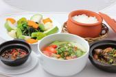 Ăn trưa thế này vừa giảm cân nhanh lại tốt như uống thuốc bổ