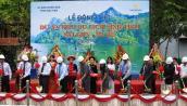 Khu du lịch sinh thái Sài Gòn-Ba Bể xây dựng với tiến độ... rùa bò