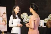 BTV Thu Hà VTV hào hứng đi xem váy cưới