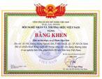Bộ Công Thương yêu cầu giải trình việc tặng bằng khen ca sĩ Ngọc Sơn
