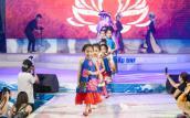 Trẻ em Đà Nẵng sải bước tự tin trên sàn diễn thời trang