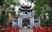 Một lần ghé thăm đền Ngọc Sơn