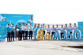 Hơn 2,2 triệu lượt khách trải nghiệm máy bay Airbus A350 của VNA
