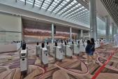 Nhà ga mới của sân bay Changi được thử hơn 100 lần