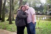Cặp vợ chồng từng làm sập giường khách sạn cùng nhau giảm cân và cái kết ngọt