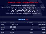 Kết quả xổ số Vietlott ngày 13/9: Jackpot đã lên đến 52 tỷ đồng