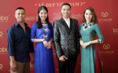 Khánh Thi sẽ cùng trình diễn áo dài dát vàng với vợ Chí Anh?