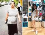 Vóc dáng quá gọn và sexy của bà mẹ 4 con xứ Trung