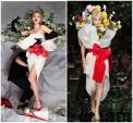 Nhà mốt Moschino gây bất ngờ với thiết kế giống hệt mẫu váy Tóc Tiên mặc 1 năm trước