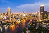 Bangkok đông khách hơn London, Paris