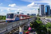 Bangkok miễn phí phương tiện công cộng trong 2 ngày
