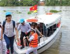 Khai thác 7 tour đường sông mới để thu hút du khách