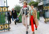 Street style chất nhất tại tuần lễ thời trang Paris 2017