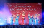 Rực rỡ lễ hội sắc màu châu Á tại FLC Sầm Sơn