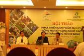 Tìm hướng phát triển du lịch nông nghiệp tại TP Hồ Chí Minh