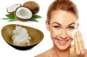 Hấp trắng da mặt tại nhà bằng dầu dừa, bạn đã thử chưa?