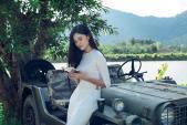 Bộ ảnh đẹp tinh khôi của bản sao Tăng Thanh Hà