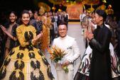 NTK Công Trí mở màn Tuần lễ thời trang Quốc tế Việt Nam thu đông 2017