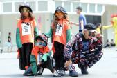 Tín đồ thời trang nhí lấn át dàn giới trẻ Việt tại VIFW 2017