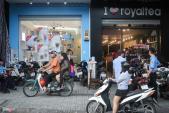 Tranh giành từng m2 đất bán trà sữa ở Sài Gòn