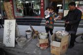 Đặc sản trứng luộc trong nước tiểu ở Trung Quốc