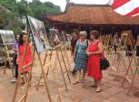 Khách quốc tế đến Hà Nội gần đạt 4 triệu lượt trong 10 tháng