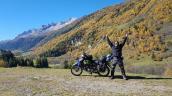 Mẹ chàng trai Việt đi xe máy đến Pháp: Tôi