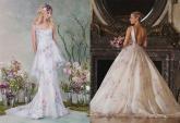 Mê mẩn những chiếc váy cưới hoa, cô dâu nào nhìn thấy cũng phải mê!