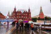 Nhớ bạch dương, thăm nước Nga