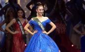 Giành hàng loạt giải thưởng phụ, Hà Thu vẫn trượt Top 8 Miss Earth