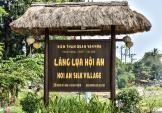 Tái hiện làng lụa tơ tằm truyền thống 400 năm ở phố cổ Hội An