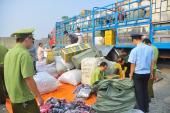 Đến hết tháng 10, cục Hải quan TP.HCM khởi tố 18 vụ buôn lậu