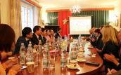 Giải pháp thúc đẩy hợp tác du lịch giữa Việt Nam và Séc